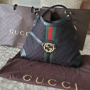Authentic vintage Gucci bag